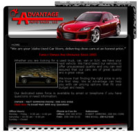 auto dealer web design