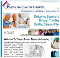 medical website designer