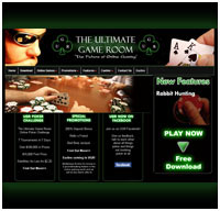 web designer poker websites